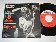 """7""""/FRANK VALDOR/NANA GUALDI/BLACK MARKET/THE SHOT GUNS/SHOT GUN/Hippo 11007"""