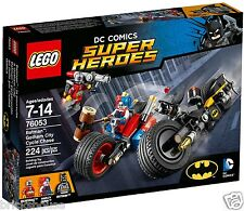 Brand New Lego SuperHeroes 76053 Gotham City Cycle Chase (Bricks House)