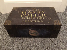 Harry Potter The Complete Collection - Limited Edition Book Boxset Paperback VGC