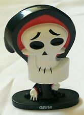 Grim from The Grim Adventures of Billy & Mandy Bobble Head Toy Figure Rare