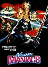 Neon Maniacs (1986), New DVDs