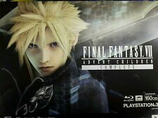 PS3 Final Fantasy Advent Children Console Japan *GREAT+ COND - CLEARANCE SALE*