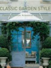 Classic Garden Style: Planters, Furniture, Accessories, and Ornaments, Heugel, I