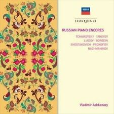 Russian Piano Encores (CD, Aug-2012, Eloquence (Argentina))