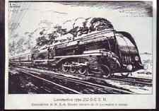 1938  --   LOCOMOTIVE  TYPE  232  O.C.E.M.   £960   TRAIN