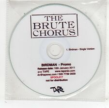 (FV714) The Brute Chorus, Birdman - 2011 DJ CD