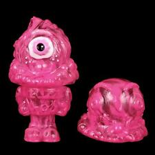 MARBLED PINK ZOMBIE MISTER MELTY VINYL FIGURE BUFF MONSTER
