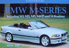 LIVRE/BOOK : BMW M SERIES (m1,m3,m5,m635,m roadster,cabriolet,e34,e30,e36,e12)