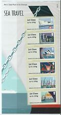 GREAT BRITAIN 2015 POST AND GO SEA TRAVEL UNMOUNTED MINT IN PACK