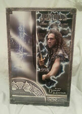 "SIDESHOW 12"" HIGHLANDER ORIGINS DUNCAN MACLEOD ACTION FIGURE....NEW IN BOX"