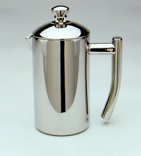 Frieling 0101 French Coffee Press Mirror finish 18/10 Stainless Steel 2 Cup 8 oz