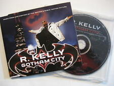 "R. KELLY ""GOTHAM CITY"" - MAXI CD"