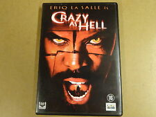 DVD / CRAZY AS HELL ( ERIQ LA SALLE )