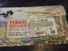 YAMAHA DT125 AT2 AT3  FLOAT BOWL GASKET 304-14184-00 NOS  38