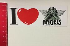 Pegatina/sticker: I Love Angels jeans Wear (080516108)