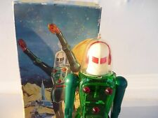 Robot DUX ASTROMAN - W.Germany '59 - WORKING Tin Latta (japan)