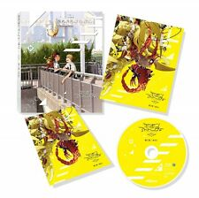 New Digimon Adventure tri. Vol.3 Kokuhaku Limited Edition DVD Booklet Japan F/S
