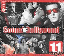 SOUND OF BOLLYWOOD 11 - NEW BOLLYWOOD SOUND TRACK CD - FREE UK POST
