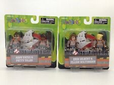 Ghostbusters MiniMates 2016 Movie Set 2-Packs Set Erin Jillian Abby & Patty