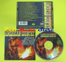 CD AMERICAN COUNTRY compilation 94 REEVES ORBISON CASH NELSON (C4) no mc lp dvd