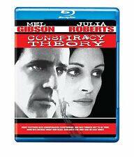 CONSPIRACY THEORY (Mel Gibson, Julia Roberts) -  Blu Ray - Sealed Region free