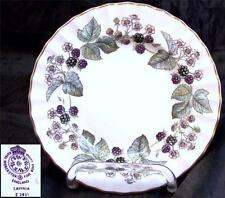 Royal Worcester Lavinia Bread Plates Blackberries Multiples Available