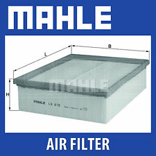 Mahle Air Filter LX819 - Fits Audi A4 2000 ON - Genuine Part