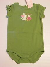 Gymboree NWT Cute As A Mouse Short Sleeve Best Friends Bodysuit 3-6