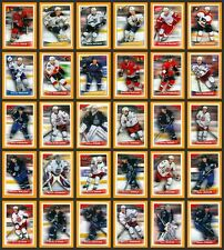 $0.99 each NHL 2012-13 Rookie A.S Choose 1 of  30 Panini Hockey Sticker Singles