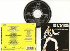 "ELVIS PRESLEY CD ""AS RECORDED AT MADISON SQUARE GARDEN"" 1992 GERMAN JUNE 10 1972"
