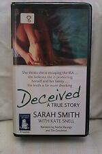 Deceived a True Story by Sarah Smith: Unabridged Cassette Audiobook (II2)