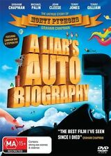 Monty Python ●● A LIAR'S AUTO BIOGRAPHY  ●● (Dvd 2 Disc Set, 2013) Cleese Palin