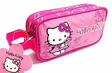 HELLO KITTY - GRANDE TROUSSE DE BEAUTE - TROUSSE DE TOILETTE - VANITY - NEUF