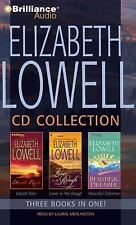 Elizabeth Lowell Collection 1 : Desert Rain - Lover in the Rough - Beautiful Dre