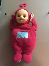 "90's Original Po TELETUBBIE  20"" Vintage 20 years old Pj Case"