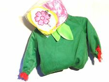 Child Girls Pink Size 12-18 months FLOWER CHILD Halloween Costume Dress Up