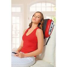 Casada Maxiwell Jade Massager Shiatsu Back Neck Pain Seat Chair Heat Cushion