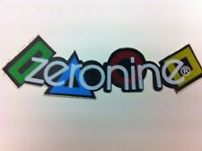 Old School BMX ZERONINE VISOR/HELMET BLACK STICKER (NOS)