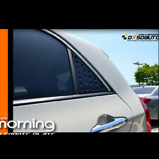 Black C Pillar Circle Plate Basic style For Kia All new Picanto(Morning) 2011+