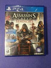 Assassin's Creed Syndicate for  PS4  NEW