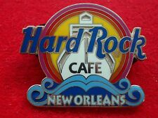 HRC Hard Rock Cafe New Orleans Cruise Ship Logo