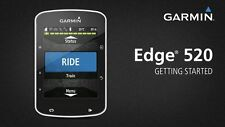 Garmin Edge 520 Full bundle with Speed Cadence Sensor & HRM