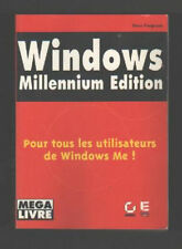 █ windows millennium edition (Me) Guide Utilisation █
