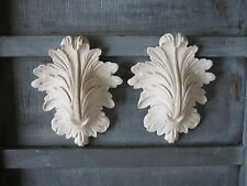 SHABBY CHIC DECORATIVE FRENCH COUNTRY STYLE MOULDING  FURNITURE /FIRE SURROUND