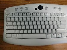 Full size Logitech Access Keyboard with PS2 connector