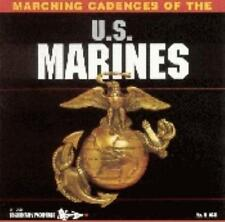 Marching Cadence of the Military US Marines Music CD