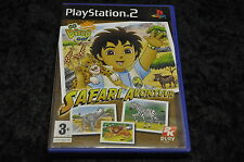Go Diego Go Safari avontuur Playstation 2 Game