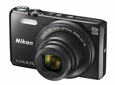 Nikon COOLPIX S7000 16MP Digital Camera with 20x Optical Zoom and Built-In Wi-Fi