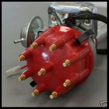 SBF FORD 289 302 5.0 SMALL BASE HEI DISTRIBUTOR 6702-R READY TO RUN RED