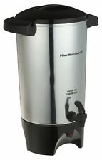 Hamilton Beach 40515 42-Cup Coffee Urn, Silver, New, Free Shipping